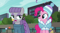 Maud --You'll be pleased with yours too-- S6E3