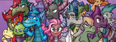 My Little Pony - Friends Forever 14 - Dragons