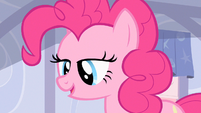 Pinkie Pie comforting sigh S2E13