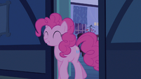 Pinkie Pie happy with herself S2E13