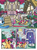 Ponyville Mysteries issue 5 page 1