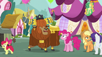 Rutherford -You understand yaks now- S5E11