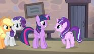 S05E01 Starlight jest zadowolna ze spotkania z księżniczką