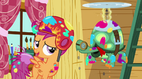"""Scootaloo and Tank """"forgot he could do that"""" S03E11"""