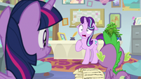"Starlight ""do you think I'm really up for it?"" S9E20"