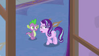 """Starlight """"let's just hope he stays gone"""" S8E15"""