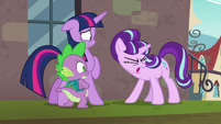 Starlight --...and never made another friend...-- S5E26