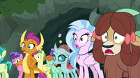Students gasping in complete shock S8E17