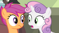 Sweetie -She's been very busy lately!- S4E19