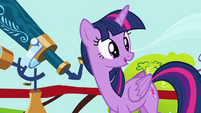 "Twilight ""we haven't tried Rainbow Dash's way"" S4E21"