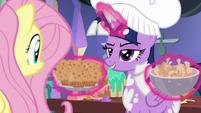 Twilight levitating muffins and cauliflower bites S7E20