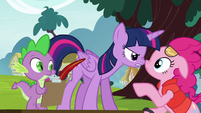 """Twilight snaps """"absolutely not!"""" S5E22"""