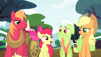 Apple Bloom -Do you think I could be a high diver-- S4E20