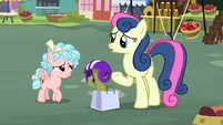 "Bon Bon ""that's so thoughtful"" S8E12"