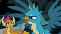 Gallus angry at the Tree of Harmony S8E22