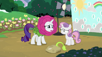 """Rarity """"but it is you!"""" S7E6"""
