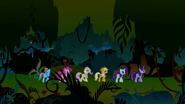 S01E02 Podróż przez upiorny las