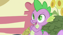 """Spike """"well, up until today"""" S1E01"""