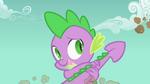 Spike shovel tail S01E19