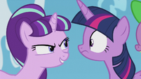 Starlight being conniving S5E25