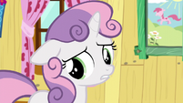 """Sweetie Belle """"the thing is..."""" S5E4"""