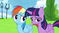 """Twilight """"if we'd just done things your way"""" S6E24"""