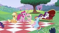 Twilight Sparkle's friends S2E03