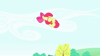 Apple Bloom in the air S4E20