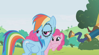 Clueless Rainbow Dash S1E5