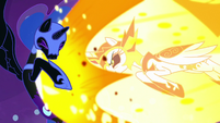 Daybreaker charges into Nightmare Moon S7E10