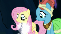 Element of kindness binding to Fluttershy S7E26