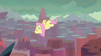 """Fluttershy """"is anydragon there?"""" S9E9"""