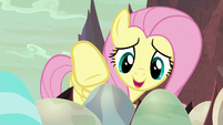 """Fluttershy """"time to come out"""" S9E9"""