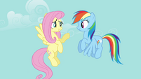 Fluttershy 'why am I excited' S4E04