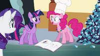 "Pinkie Pie ""Maud and I have been trading"" S4E18"