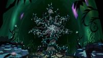 Plunder Vines around Tree of Harmony S4E02