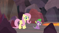 """Spike """"Smolder's brother is Garble"""" S9E9"""