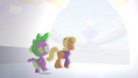 Spike and Harshwhinny step outside S4E24