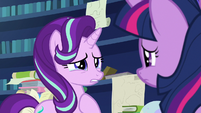 """Starlight """"when you decided to be my friend"""" S7E26"""