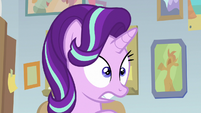Starlight Glimmer catching herself S8E12