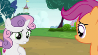 Sweetie Belle -I see what you mean- S7E6
