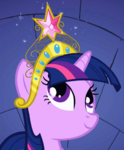 Twilight's element of magic crown cropped S1E02