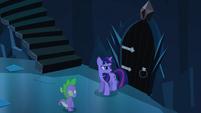 Twilight 'King Sombra's dark magic' S3E2