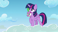 Twilight --and we could be stuck doing this...-- S5E26