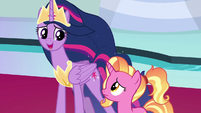 """Twilight singing """"when I started out"""" S9E26"""