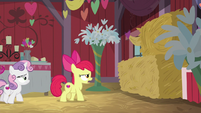 "Apple Bloom ""somepony we're missin'"" S8E10"