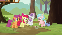 "Apple Bloom ""we know all of those ponies!"" S8E12"