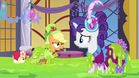 """Applejack """"that's what you're worried about?"""" S5E7"""