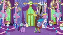 Discord you should have a grand master plan S7E1