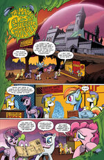 FIENDship is Magic issue 5 page 1
